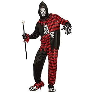 WIDMANN Evil Jester Mens, XL, vd-wdm08744
