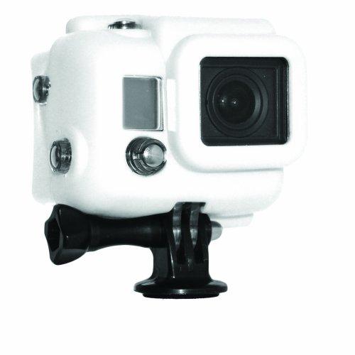 xsories-custodia-in-silicone-con-cappuccio-per-fotocamera-gopro-hd-hero3-colore-bianco