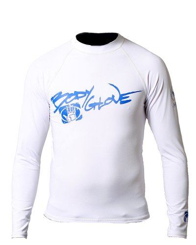 Body Glove Long Arm Lycra Rash Guard Shirt -