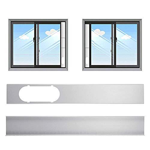yjfgkk Fensteradapter Lokale Klimageräte Zubehör Progress Component Kit, Ersatzteilset Mit Abluftschlauch, Fenster Und Geräteadapter Passend