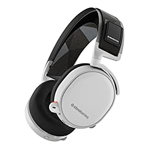 SteelSeries Arctis 7 [Legacy Edition], Drahtlos Gaming-Headset, DTS 7.1 Surround für PC, PC / Mac / PlayStation 4…