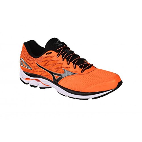 mizuno-wave-rider-20-chaussures-de-running-homme-orange-modele-uk-9-eu-43-2017