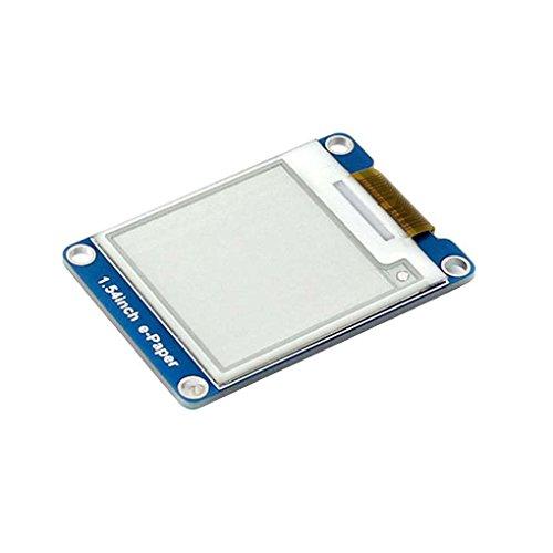 Meisijia 1.54inch 200x200 E-Ink-Display-Modul E-Paper Display Shelf Label-SPI-Schnittstelle Teil Aktualisieren -