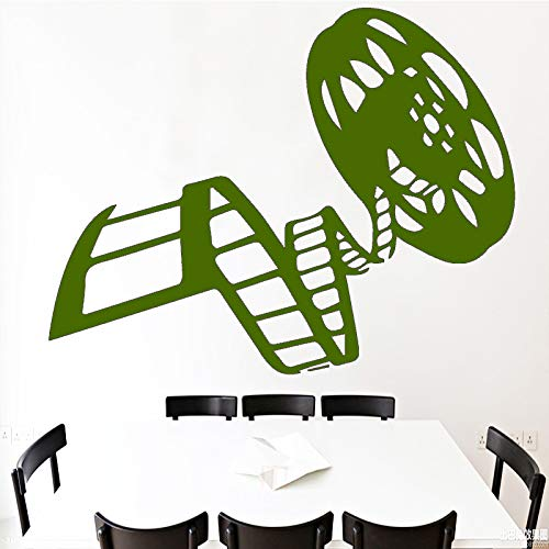 xingbuxin Kreative Dekoration Zubehör Für Wohnzimmer Nylvi Wandaufkleber Moderne Mode Wandaufkleber Dekoration 5 XL 58 cm X 45 cm