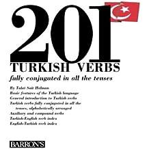 201 Turkish Verbs (201 Verbs Series)