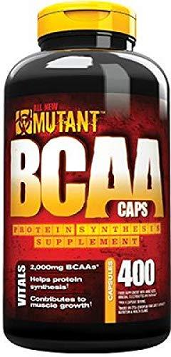 Mutant BCAA Caps, 400 Kapseln Dose