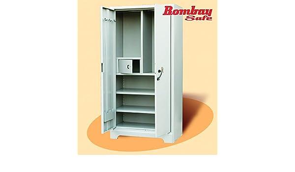 Spacezone Bombay Safe Wonder Safe-B Almirah (White): Amazon