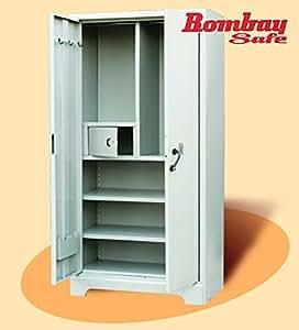 Bombay Safe Wonder Safe-B Almirah (White)