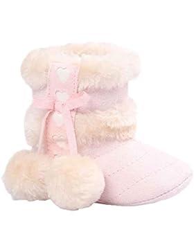 Baby Winter warme Stiefel,BeautyTop Jungen Mädchen Weiche Winter Booties Infant Kleinkind Neugeborenen Warme Schneeschuhe...