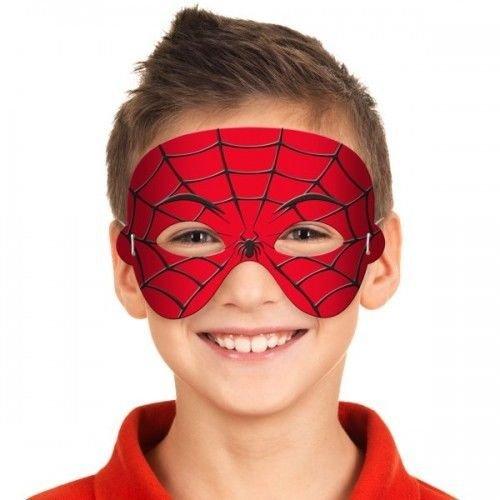 carnevale-maschera-spiderman-mezzo-viso-con-elastico-in-eva-uomo-ragno