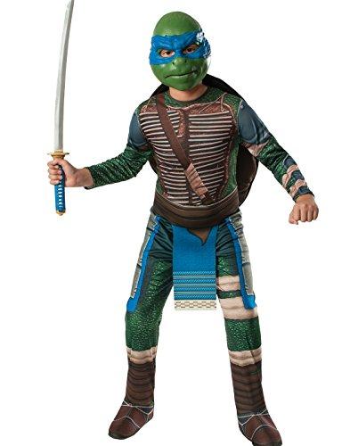 Leonardo Ninja Turtles-Kostüm für Kinderfilm