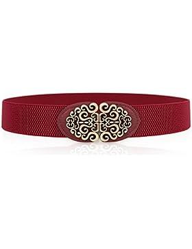 Faja Elástica Elástico/Cinturón Decorativo De Moda-G 60cm(24inch)
