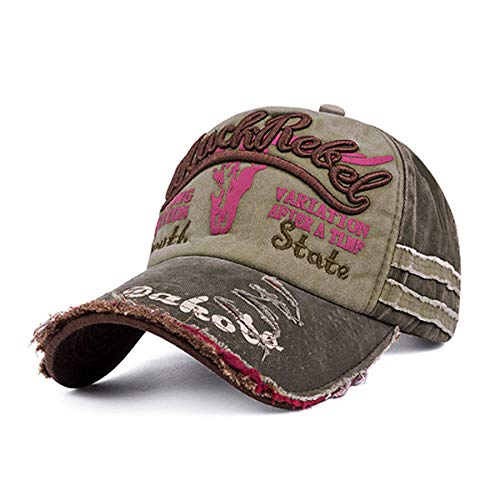 Imagen de zhxmi marca  de béisbol hombres mujeres snapback sombrero mujeres  de béisbol vintage niños niños casquette papá sombrero de padre e hijo @para un adulto_españa