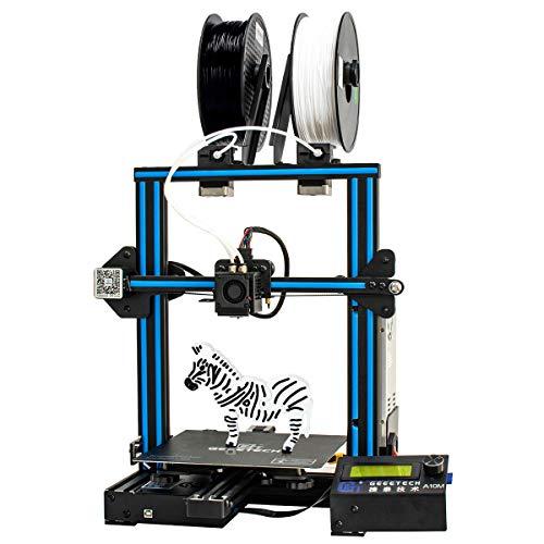 GIANTARM Geeetech Imprimante 3D A10M avec Impression...