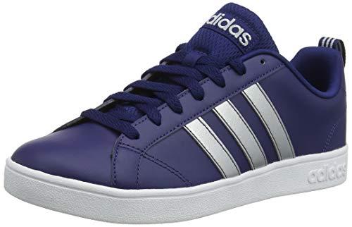 adidas Vs Advantage, Scarpe da Tennis Uomo, Multicolore (Azuosc/Plamat/Ftwbla 000), 42 EU