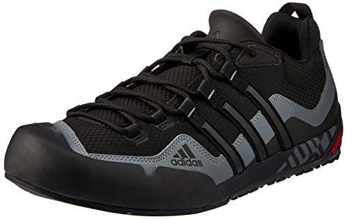 best authentic d1c8a 97f36 adidas Terrex Swift Solo, Men s MultiSport Outdoor, Black (Black BLACK LEAD