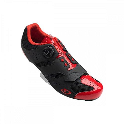 Giro Savix Road, Chaussures de Vélo de Route Homme, Multicolore (Black 000), 46 EU