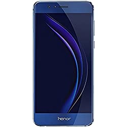 Honor 8 (Sapphire Blue, 4GB RAM + 32 GB Memory)