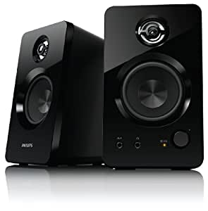 Philips SPA7220/12 Enceintes PC / Stations MP3 RMS 20 W