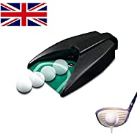 Jeantet Sport Golf Putting Machine Automatic Putt Return Training Ball Kick Back Cup Device, Golf Auto Return System For Practice aids Indoor Outdoor Yard Office Men Women Kids