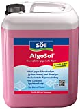 Söll 11160 AlgoSol - Hocheffektiv gegen alle Algen - 10 l