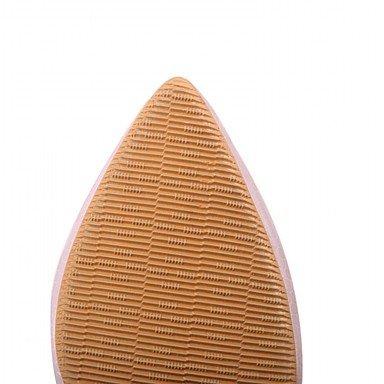 Wikai Mujer Zapatos De Tacón Primavera Verano Otoño Invierno Confort Novedad Pu Cuero Sintético Oficina Bodas Y Carrera Fiesta Y Casual Vestido De Noche De Tacón Grueso, Blanco, Us3 / Eu34 / Uk2 Niños Pequeños Blanco