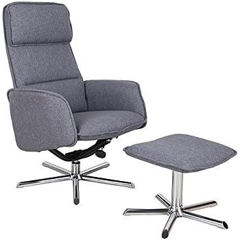 Sessel mit liegefunktion  Relaxsessel RENO Fernsehsessel TV Sessel mit Hocker, inkl ...