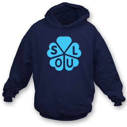 TshirtGrill Soul Logo Hooded Sweatshirt Medium, Farbe navy Preisvergleich