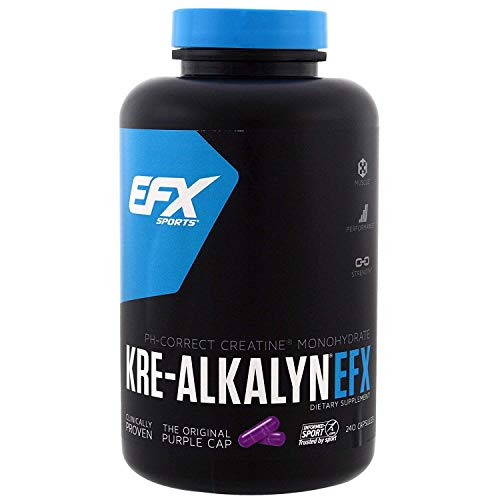 Kre-Alkalyn EFX 750mg - 240caps