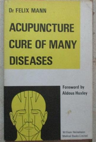 Acupuncture: cure of Many Diseases