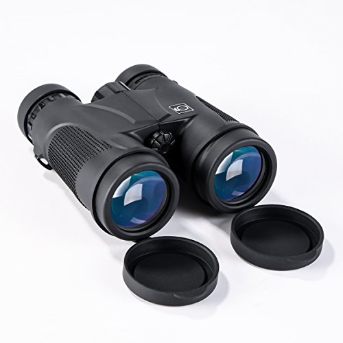 K&F Concept® 10X42 Fernglas(10X Vergrößerung,42mm Frontlinsendurchmesser)Binokular Nachtsichtgeräte,Fernrohr mit Bak-4 Prisma für Reisen,Jagd,Konzert,Wanderungen,Naturbeobachtungen und sportliche Aktivitäten