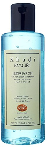 Khadi Mauri Herbals Under Eye Gel, 210ml