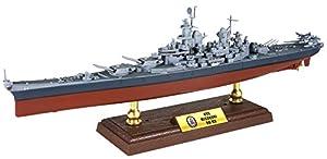 Fuerzas de Valor 1:700 UN861003 Clase Iowa Battleship USN, USS Missouri BB-63, Pacific, Batalla de Okinawa 1945