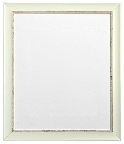 Frames By Post Cornice per foto Nordic vetro 9 x 6 pollici, bianco