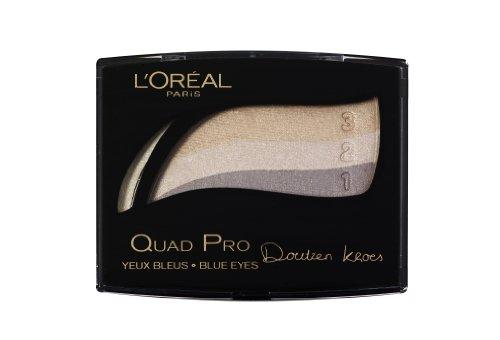 L'Oréal Paris Color Appeal Trio Pro Lidschatten, 303 Beige Taupe