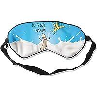 Naked Banana 99% Eyeshade Blinders Sleeping Eye Patch Eye Mask Blindfold For Travel Insomnia Meditation preisvergleich bei billige-tabletten.eu