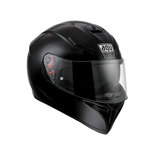 AGV Motorradhelm K-3 SV E2205 Solid, Black, Größe L