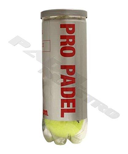Wilson Pro Padel - Pelotas Bote de pádel