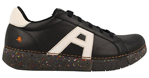 ART 1134 Memphis I Express, Ballerines Derby Mixte Adulte Noir