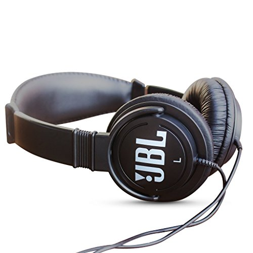 JBL-C300SI-On-Ear-Dynamic-Wired-Headphones-Black-Color