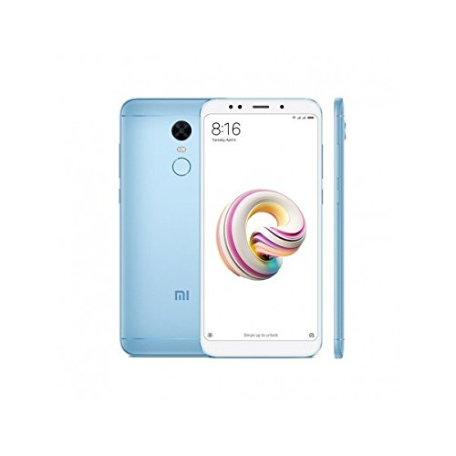 Xiaomi Redmi 5 Plus 4G 32GB Dual-SIM light blue EU
