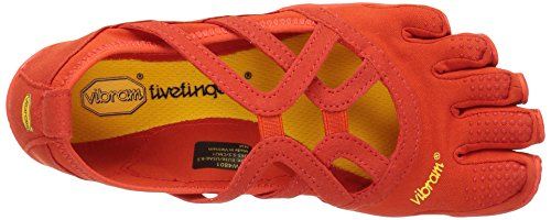Vibram FiveFingers Damen Alitza Loop Outdoor Fitnessschuhe Orange (Burnt Orange)