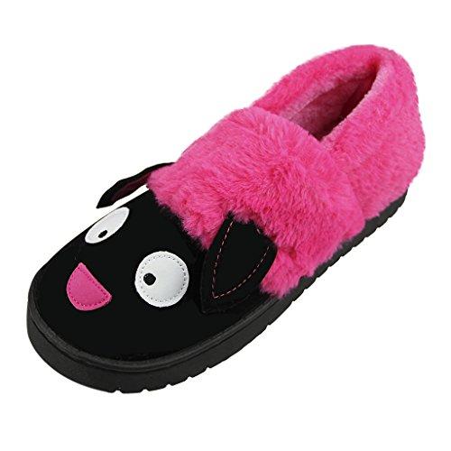 womens-mens-velvet-lovely-sheep-slipper-super-warm-soft-slip-on-full-cover-mules-slippers-waterproof