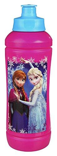 Undercover FRQA9910 - Sportflasche Disney Frozen, 425 ml (Kleinkind Spielzeug Frozen)