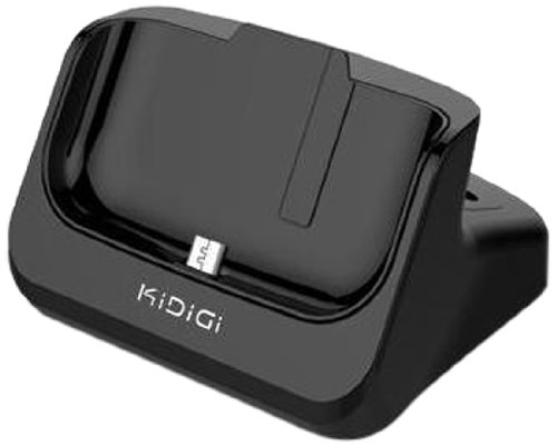 KiDiGi Dockingstation with 2nd Battery-Slot Samsung Galaxy Note II N7100