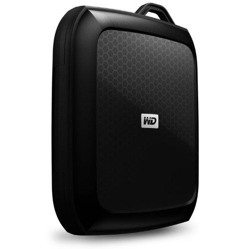 Western Digital Nomad Noir - étuis HDD/SSD (Noir, 170 g, 112 x 136 x 36 mm)