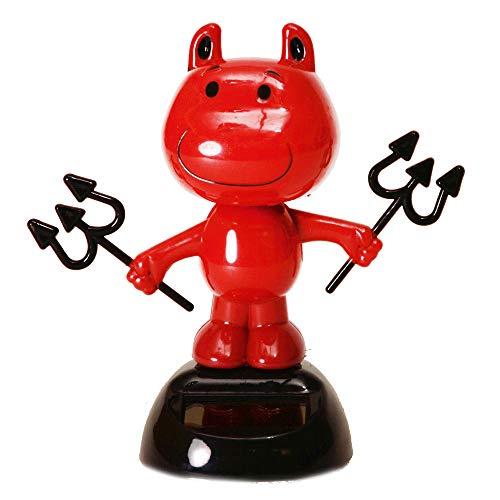 trendaffe Teufel Solarfigur - Teufelchen Solar Figur Satan