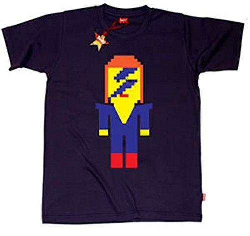 David Bowie Lego Men's T-shirt