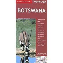 Botswana (Globetrotter Travel Map)
