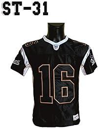Camiseta Futbol Americano Negro NY FRIDAYS st/31 (XS)